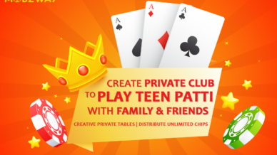 Teen Patti Private Table