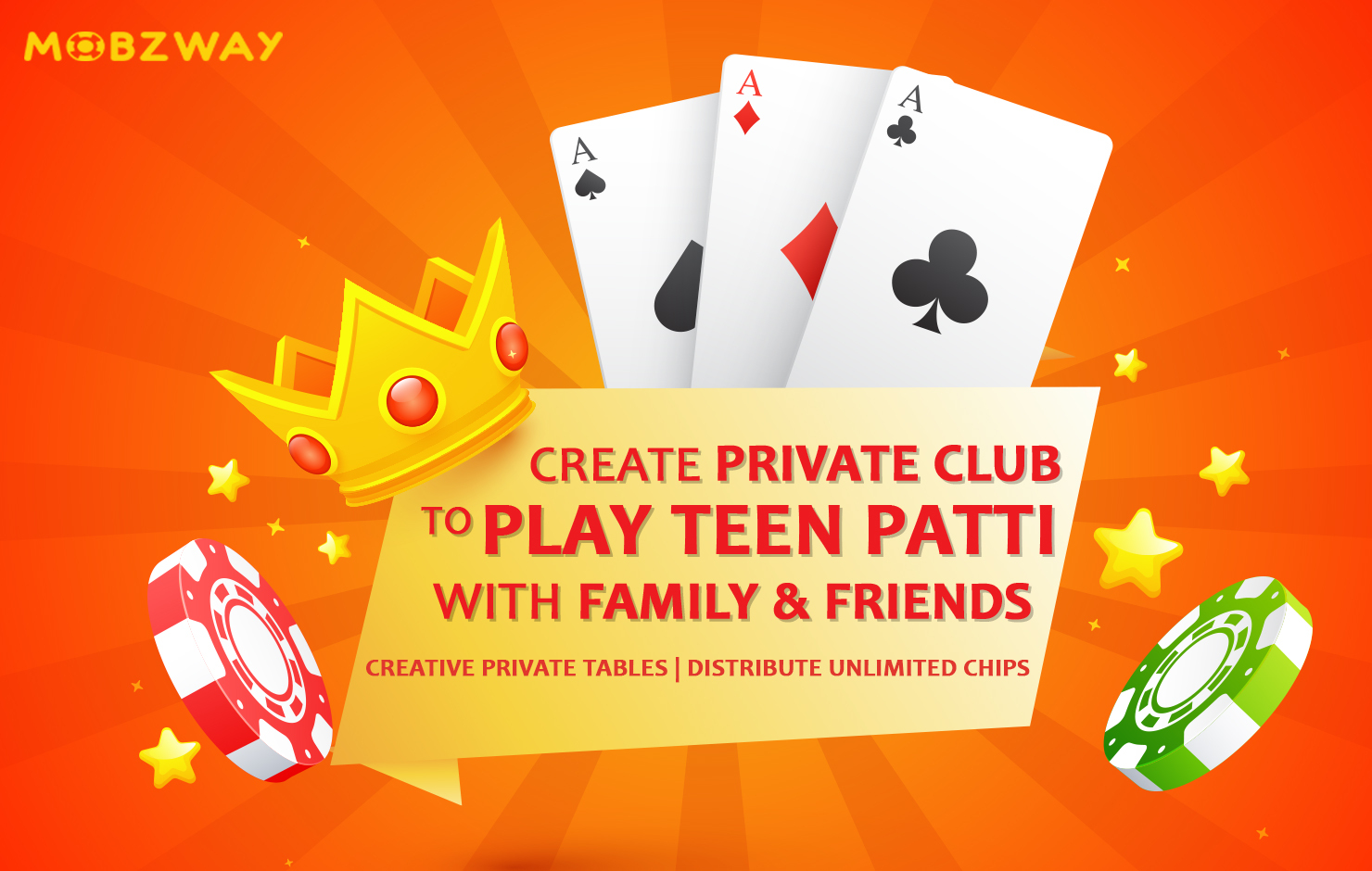 Start Your Own Online Teen Patti Private Table!